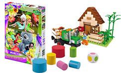hry a stavebnice