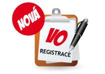 Nová VO registrace