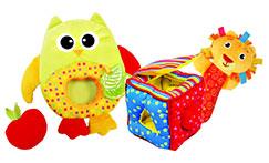 BABY plyšové hračky