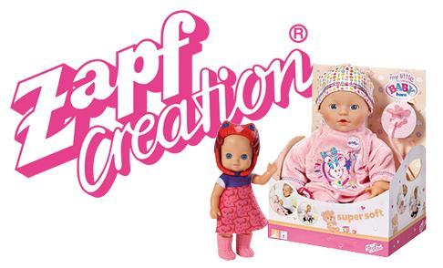 ZAPF hračky