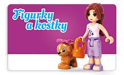 AUSINI Kostky a figurky
