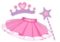 Dívčí sukně a sety