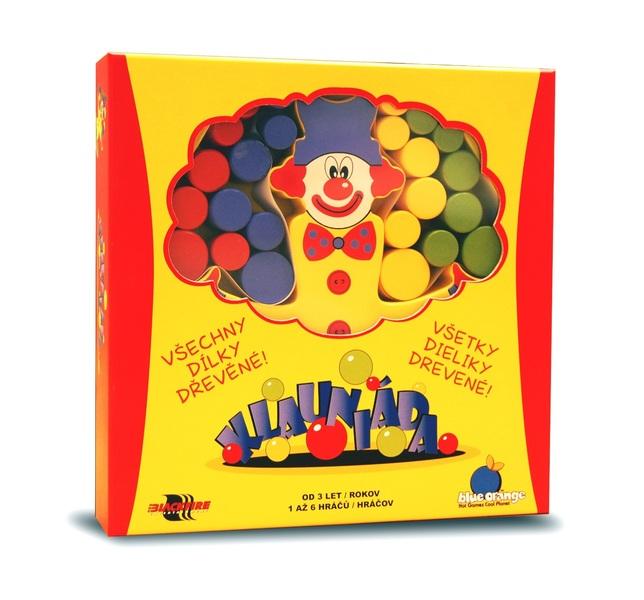 hra klauniáda