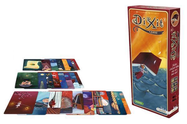 hra Dixit 2 Quest - rozšírenie - ADC