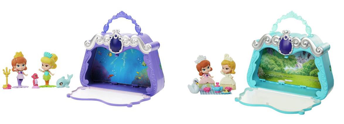 bábika Sofia Prvá rozprávkový kufrík