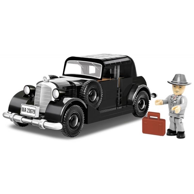 Stavebnice 1937 Mercedes 230 1:35 248 k 1 f