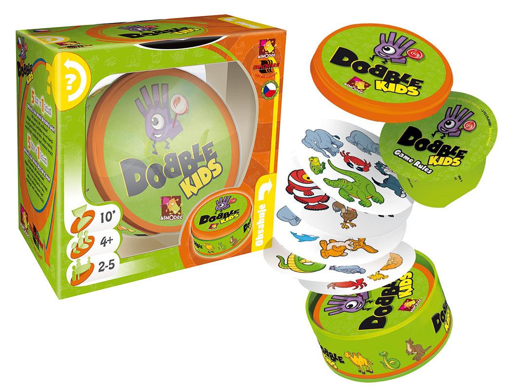 Hra Dobble Kids