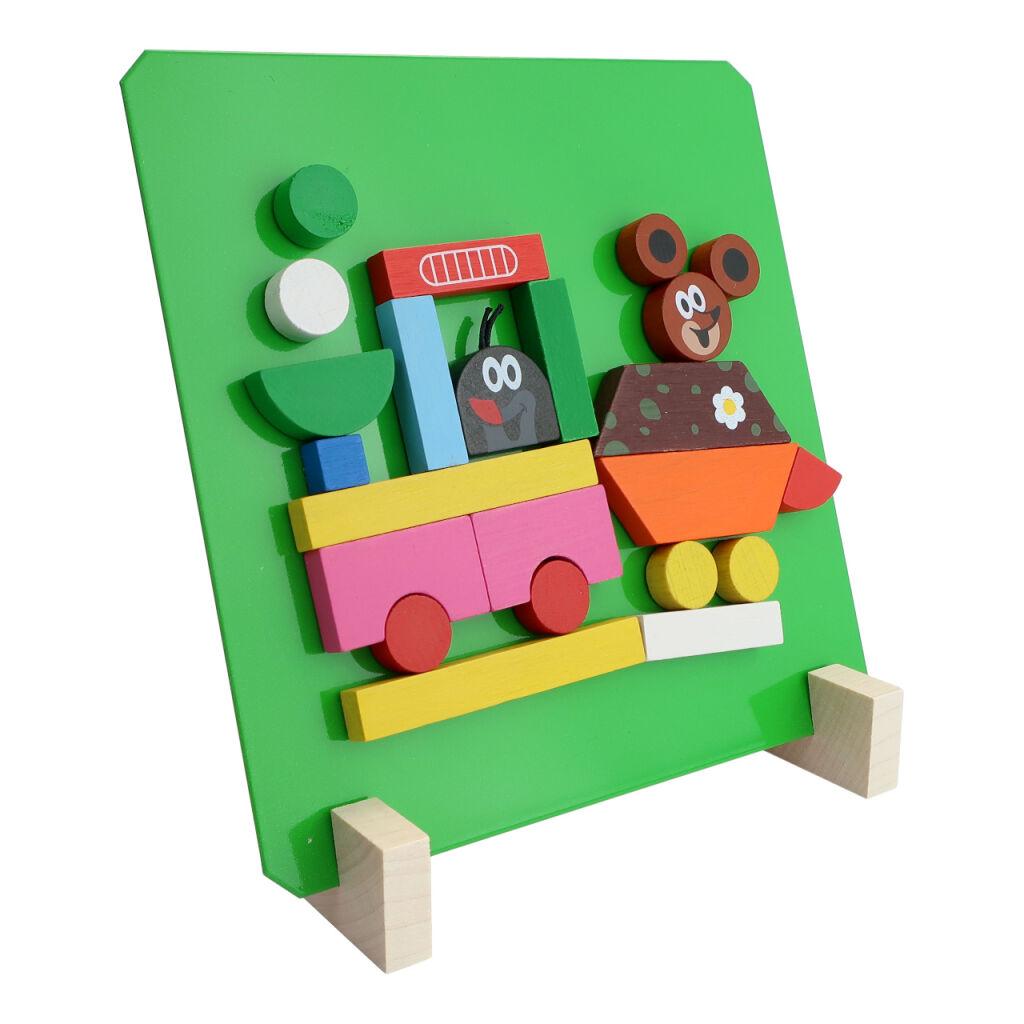 dieliky magnetické - Krtko mini