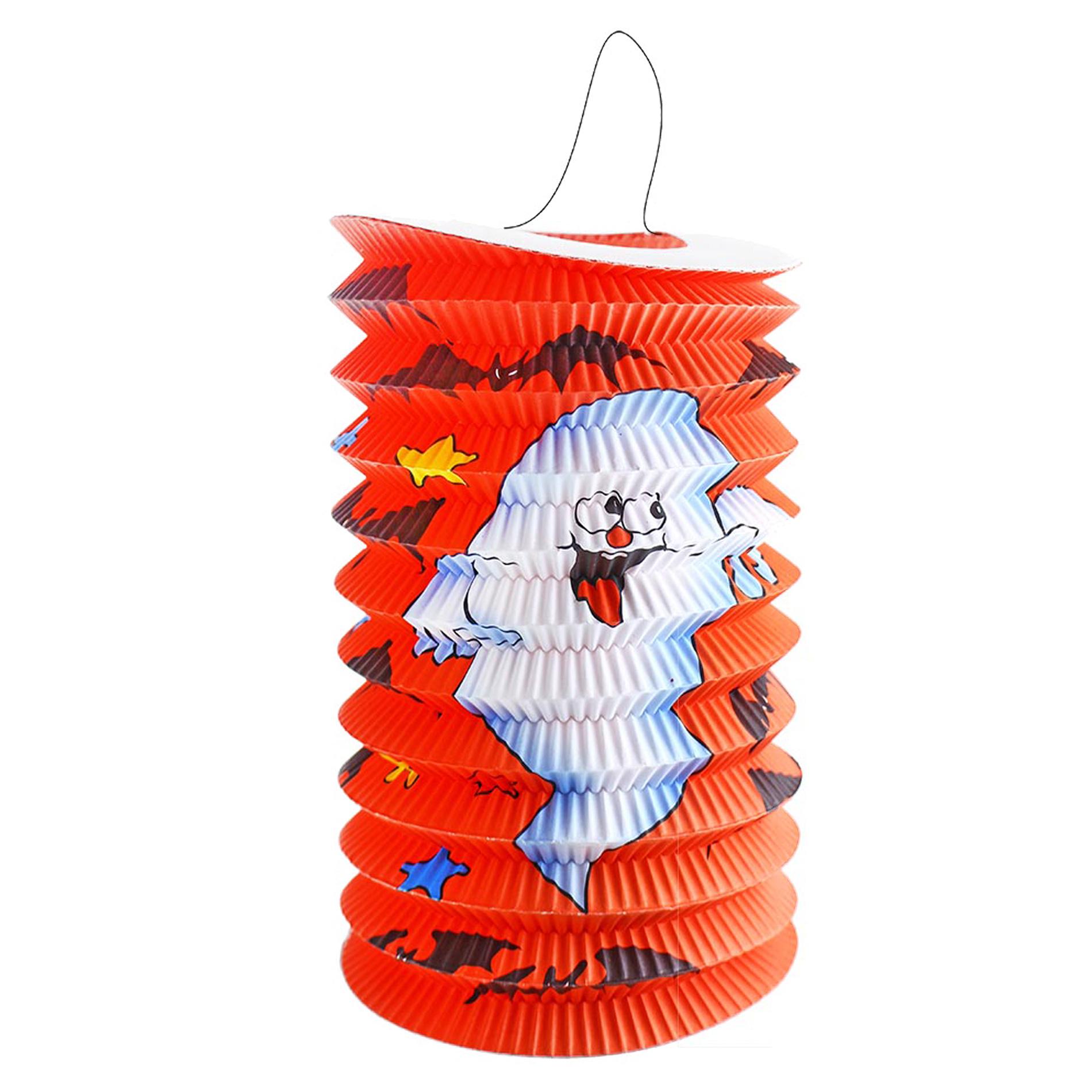 lampión s duchom Halloween, 15 cm
