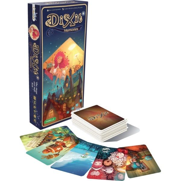 hra Dixit 6 Memories - rozšírenie - ADC