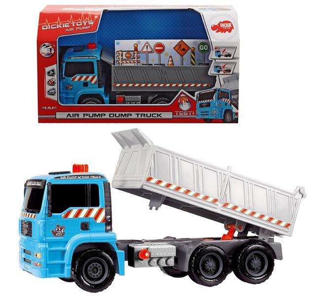 auto nákladné MAN air pump 1:24