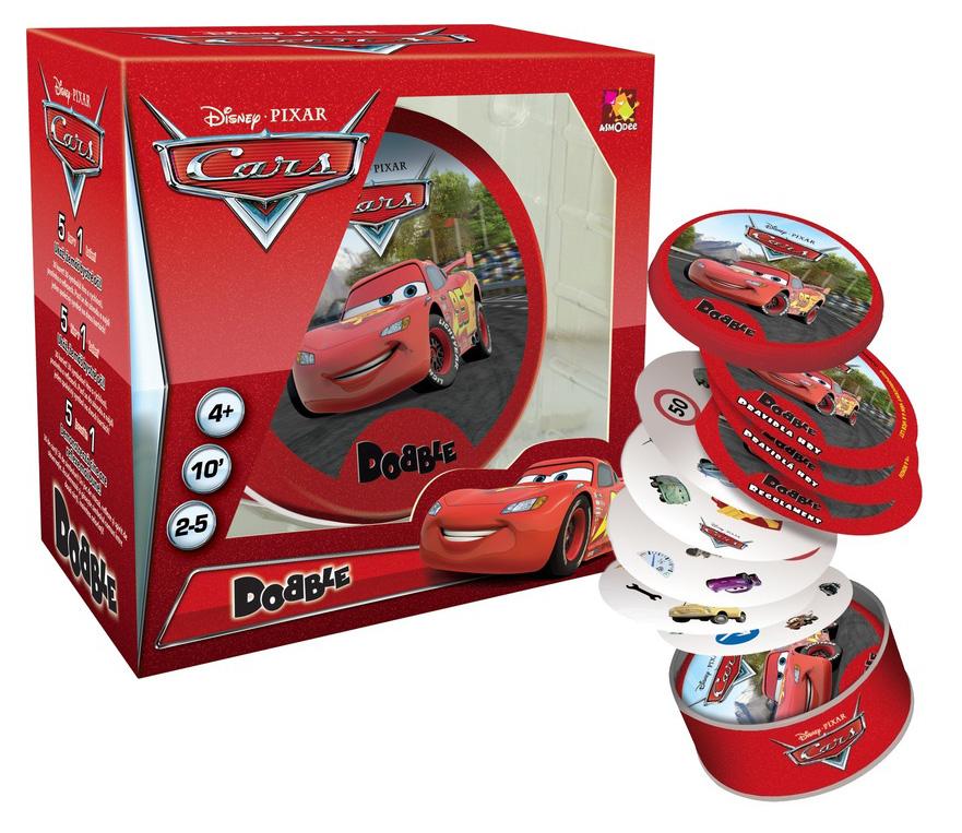 hra Dobble Cars - ADC
