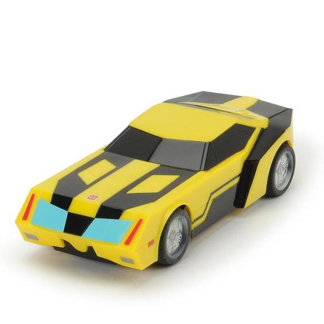 Auto RC Transformers Turbo Racer Bumblebee 1:24, 18cm, 2kan