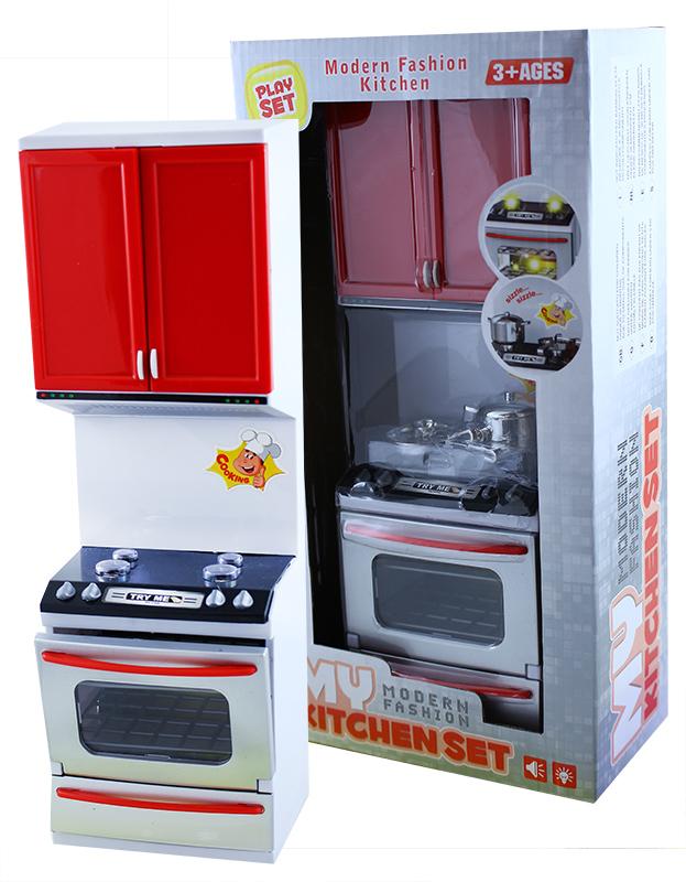 kuchynka detská na batérie