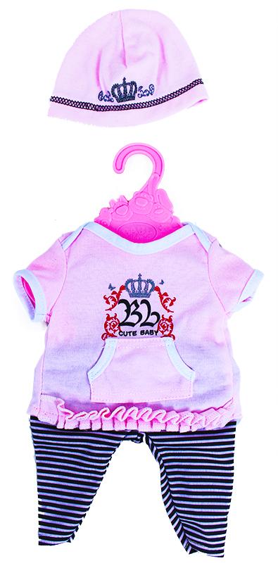 oblečenie štýlové pre bábiku