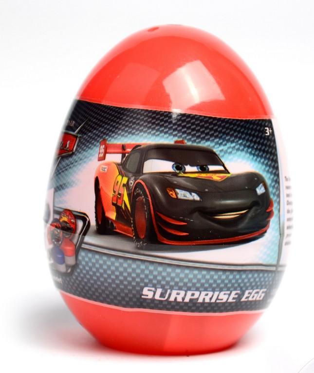 vajcia s prekvapením malé, Cars