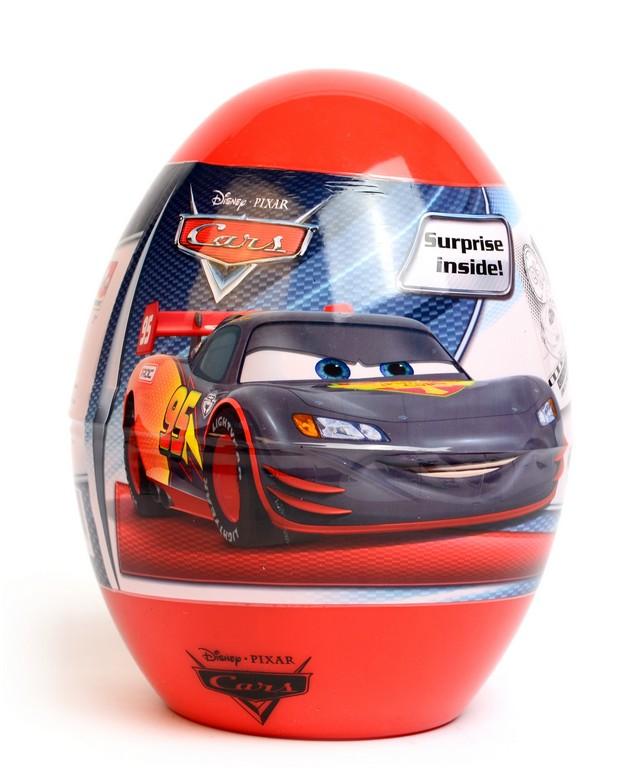 vajcia s prekvapením veľké, Cars