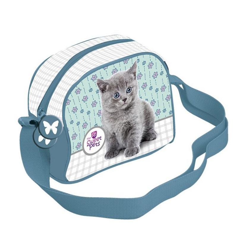 Taška cez rameno, The Sweet Pets - Mačky