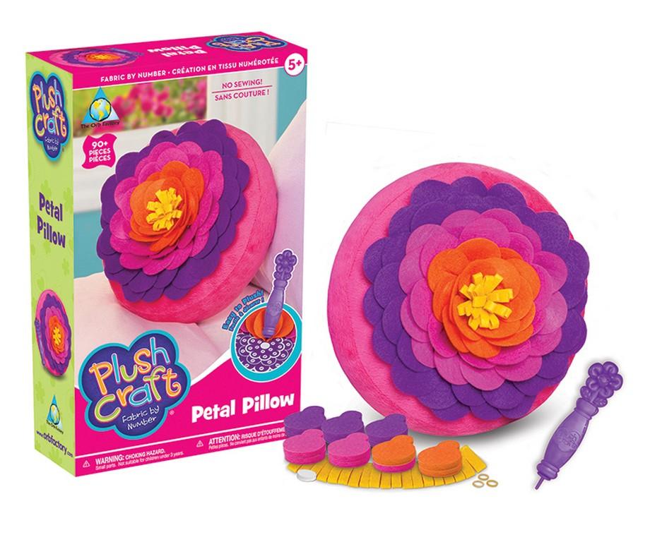 vankúš kvetina kreatívny, +90 dielikov