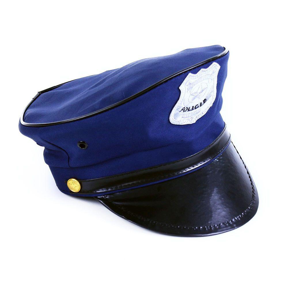 čiapka policajná pre dospelých