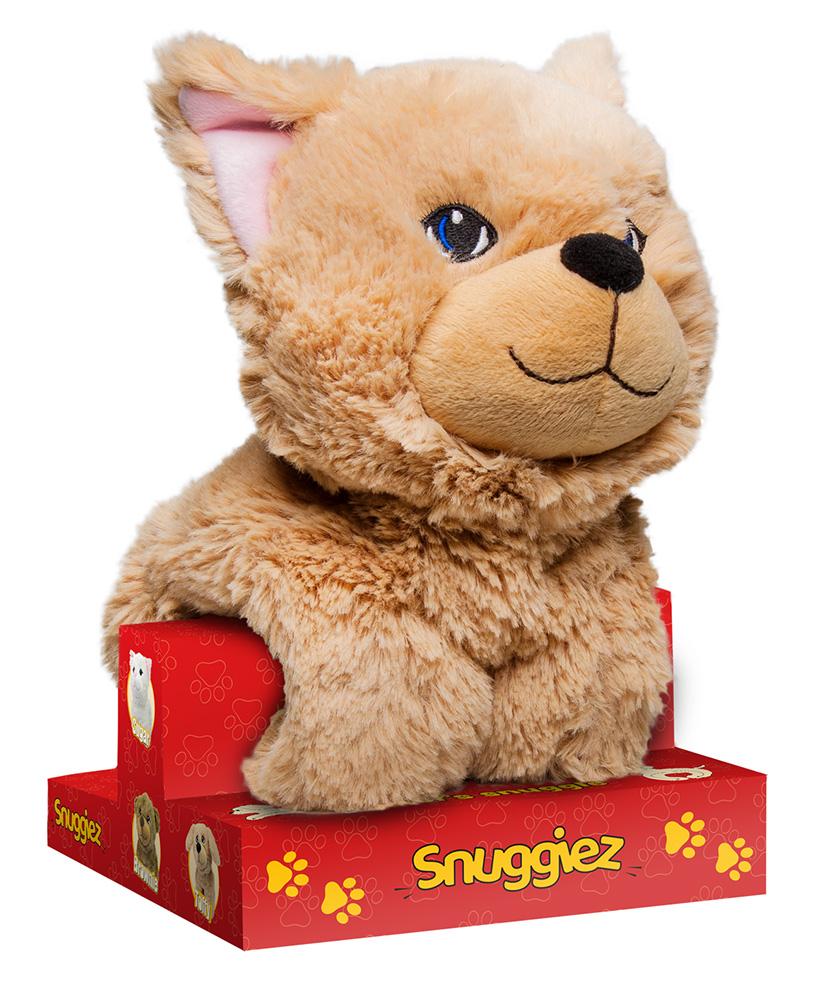plyšová SNUGGIEZ - mačka GINGER
