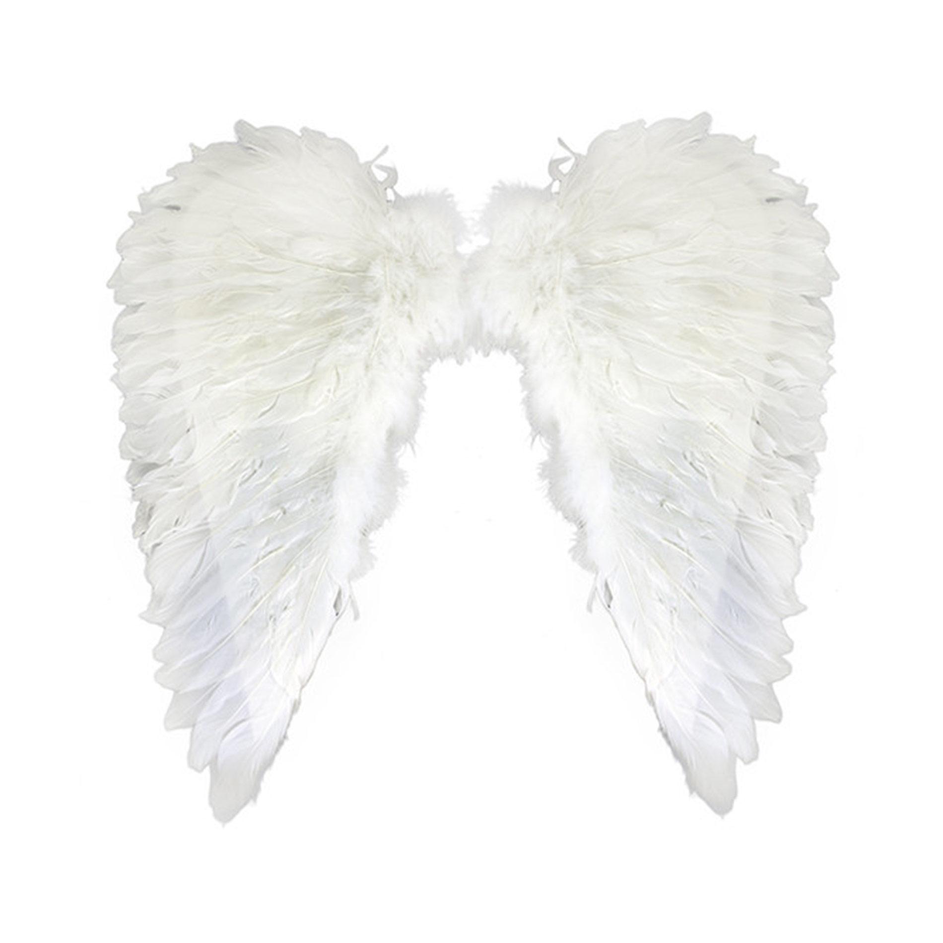 krídla anjelská s perím