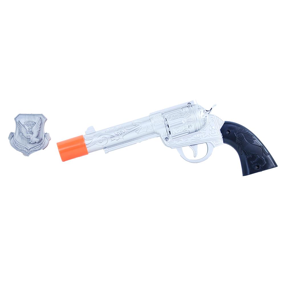 pistole kovbojská se zvukem