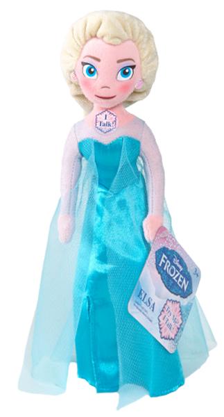 hovoriaca plyšová hračka FROZEN - Ľadové kráľovstvo Anna/Elsa...