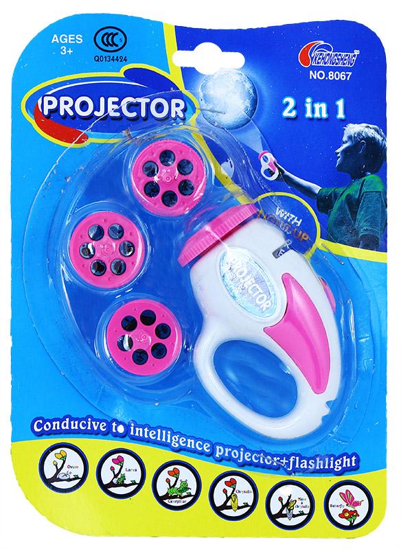 projektor do ruky