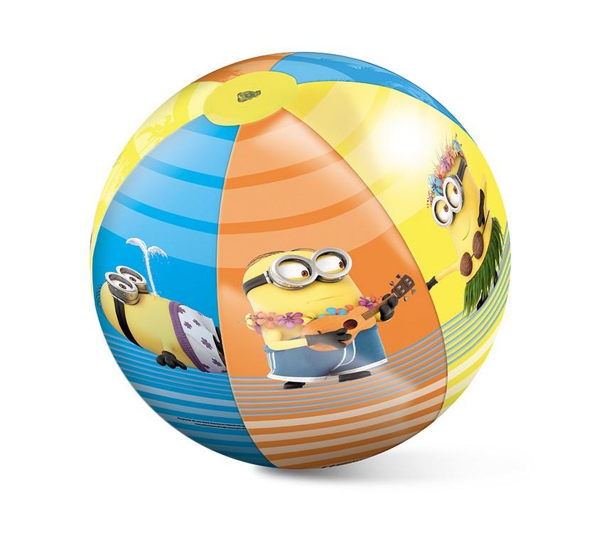 nafukovací míč Mimoňové / Mimoni, 50 cm