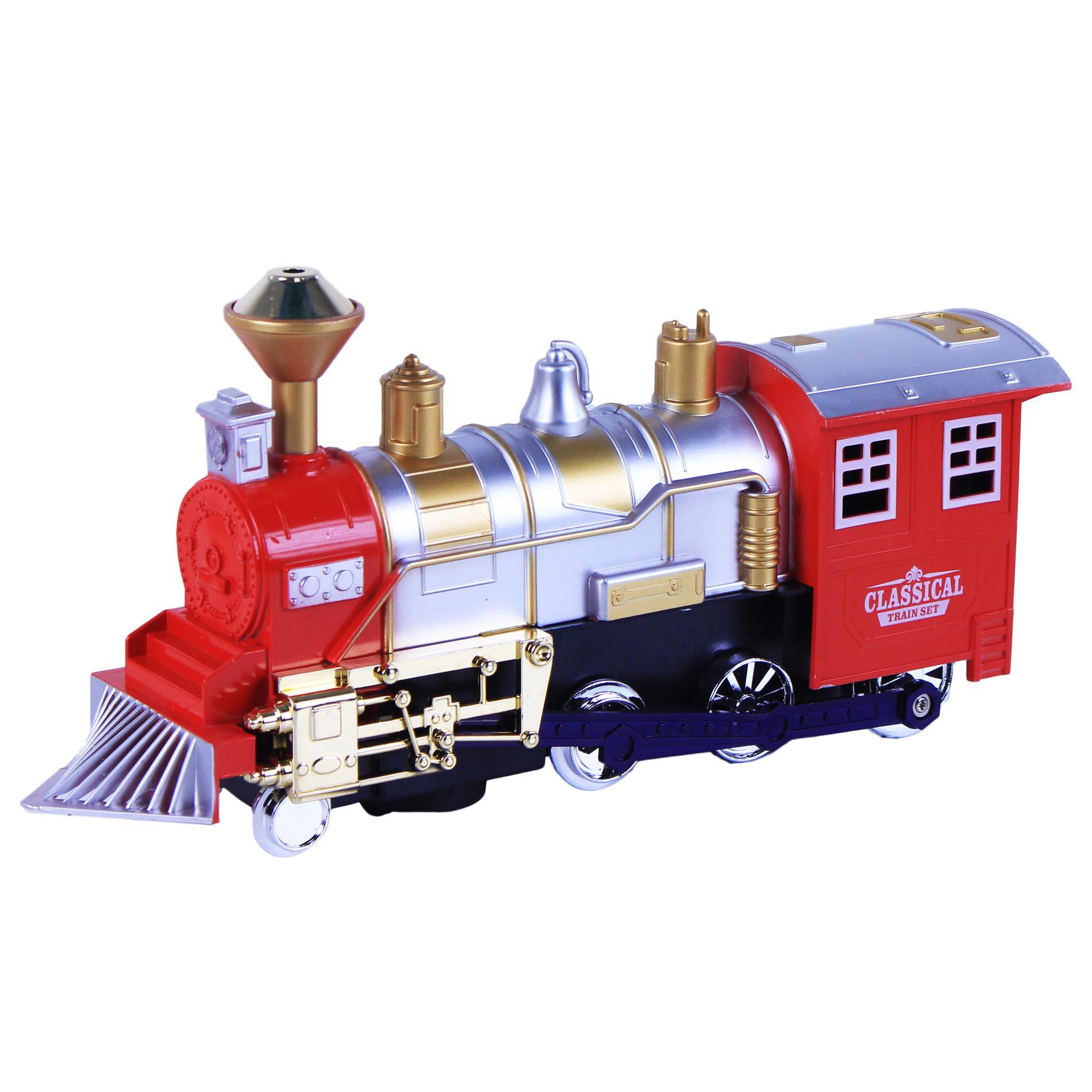 lokomotiva narážecí kouřící 2 druhy
