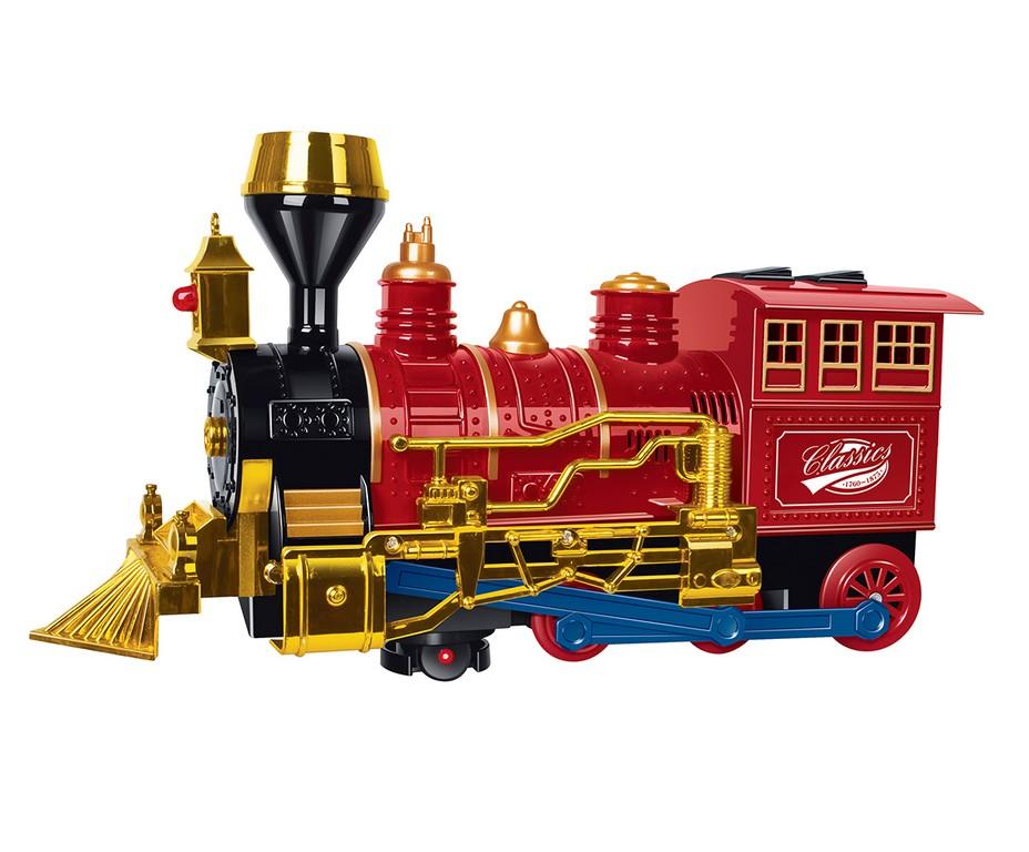 lokomotiva narážecí velká 2 barvy