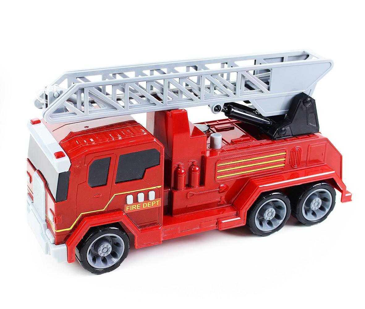 auto hasiči veľké
