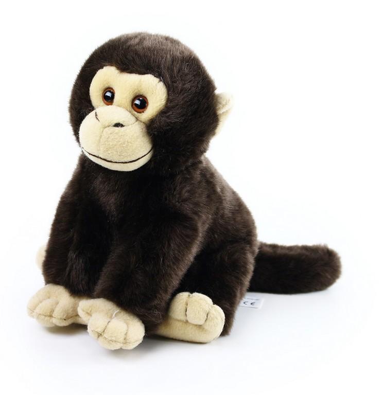 plyšová opice 20 cm
