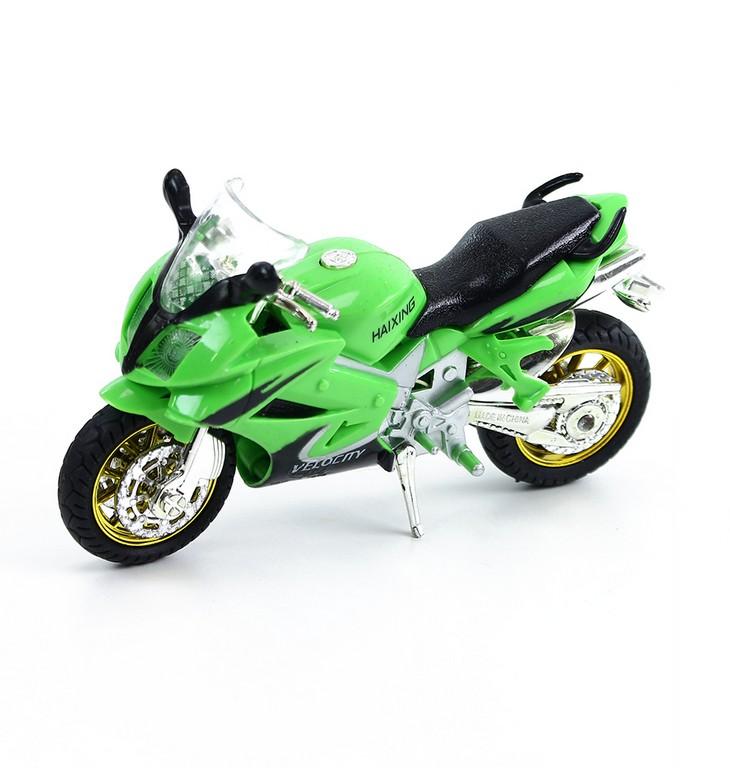 motorka plastová so zvukom