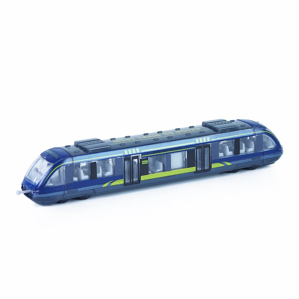 vlak moderní kov/plast 3 druhy