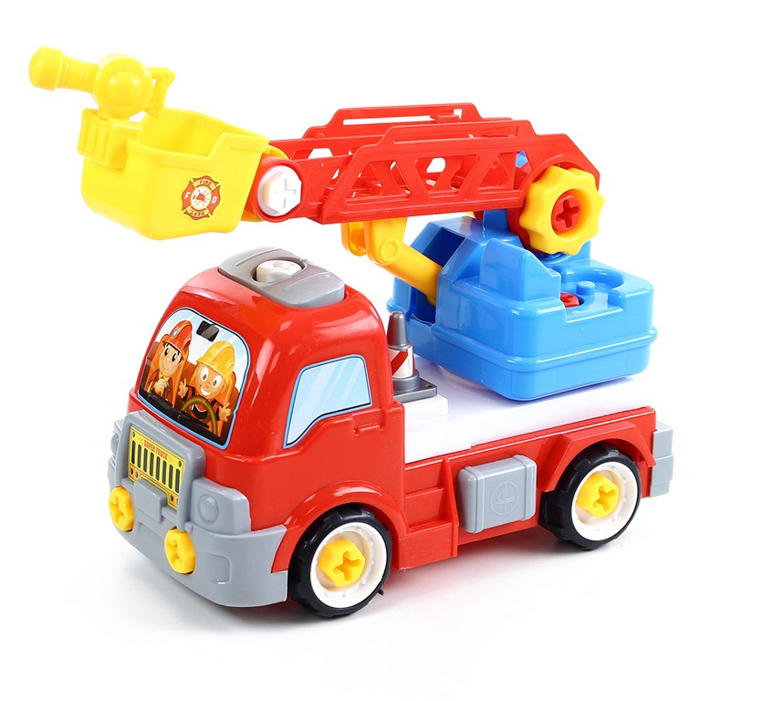 auto skrutkovacie hasiči