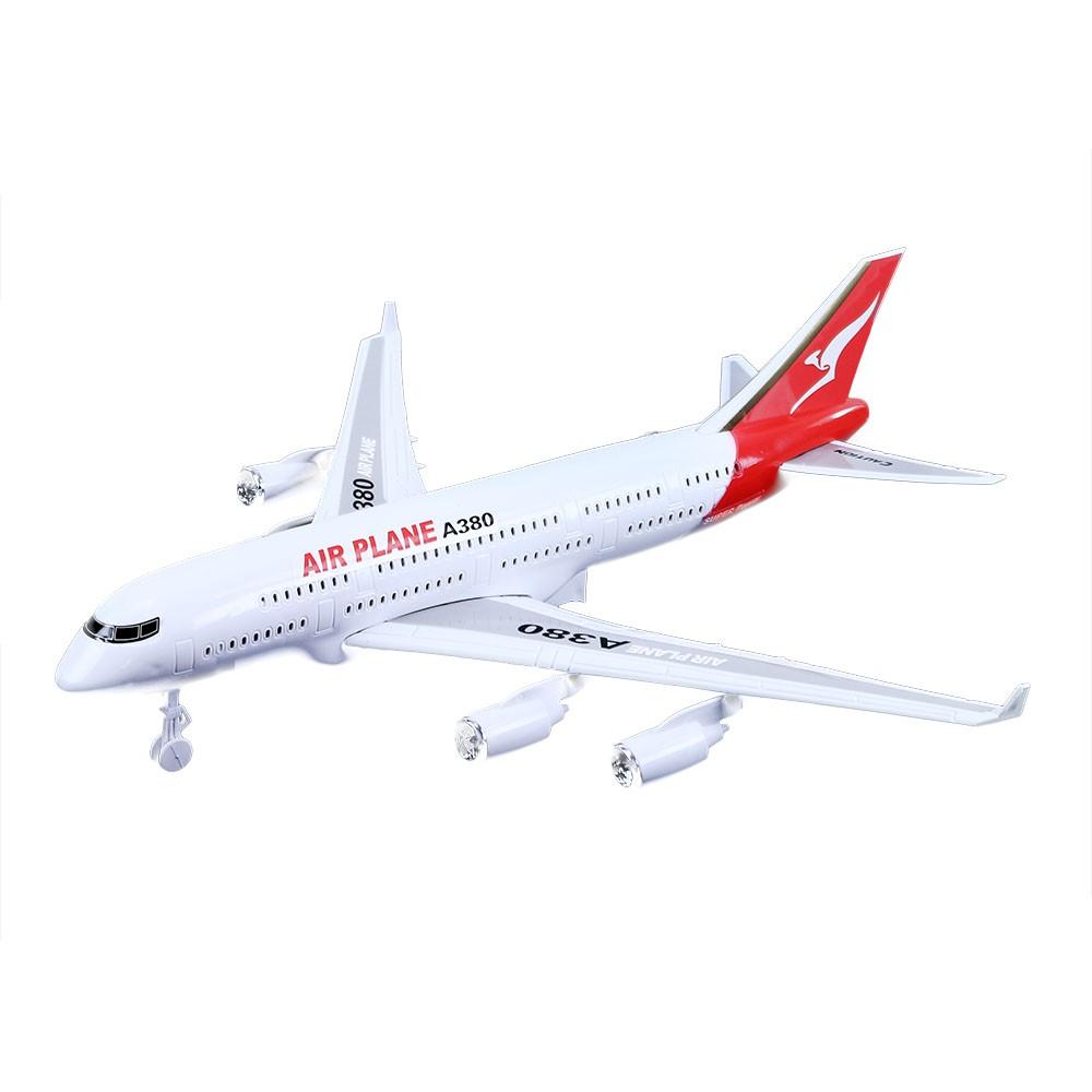 Dopravní letadlo se zvukem a světlem 39 cm