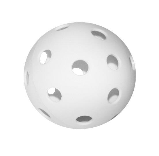míček 6 ks na florbal 6 cm