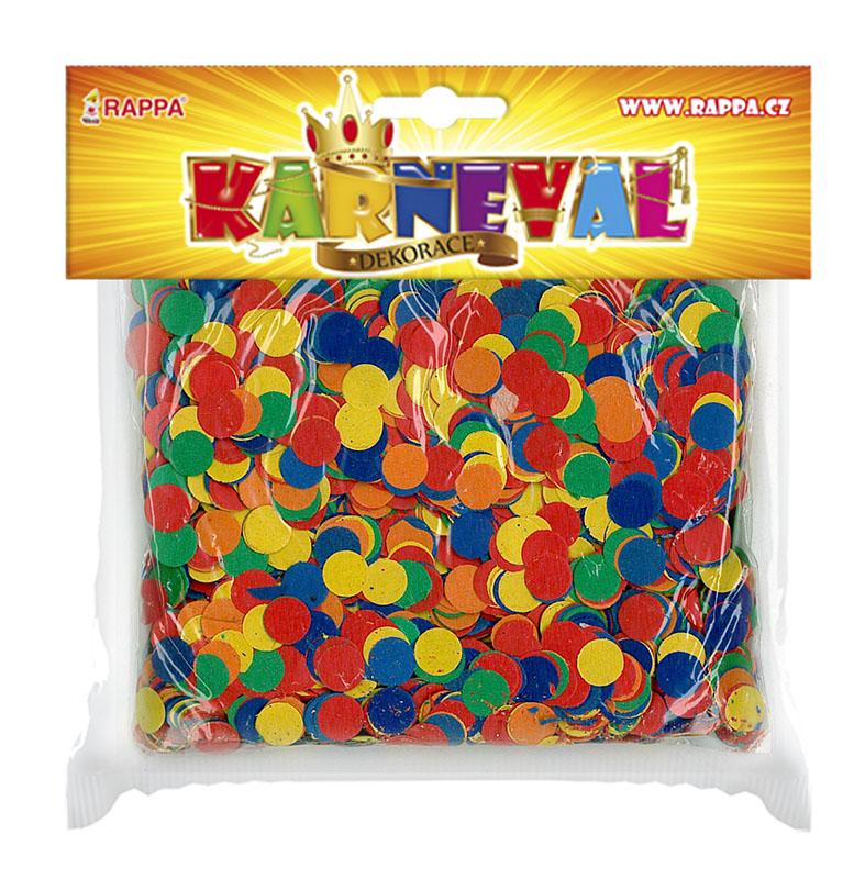 konfety farebné, 45 g