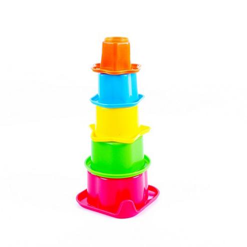 pyramída Baby poháriky v krabici