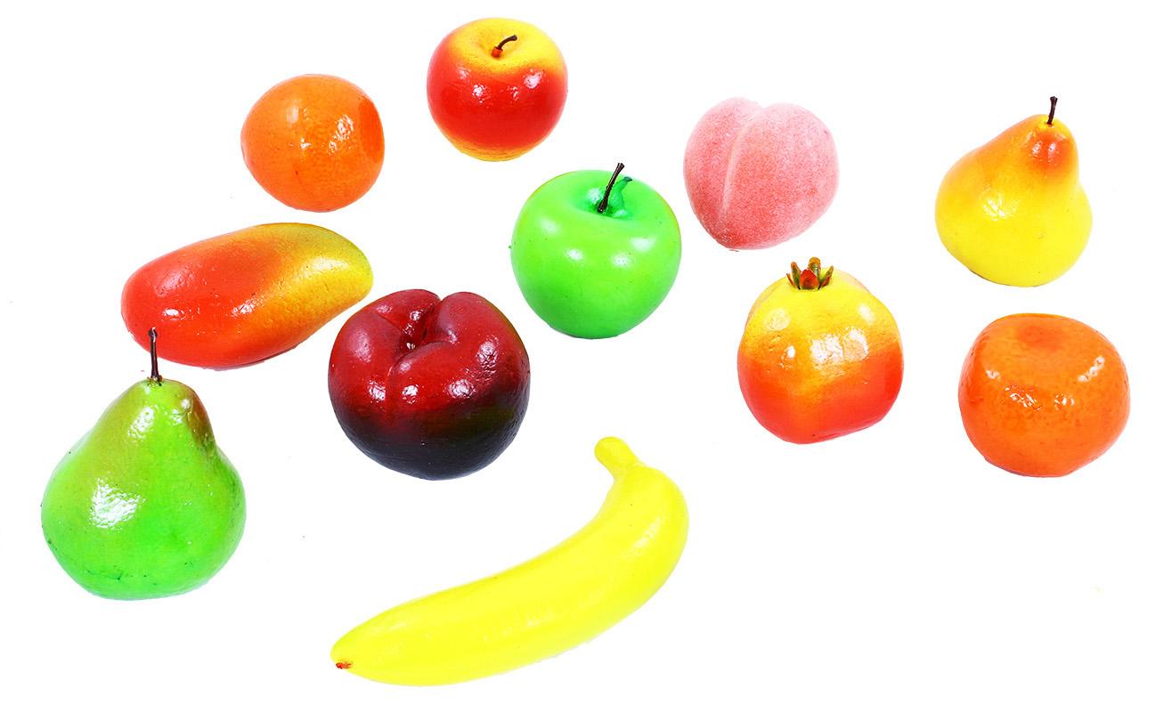 ovocie v sieťke, polystyrénové