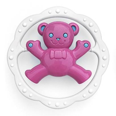 Chrastítko kruh medvěd nebo zajíc