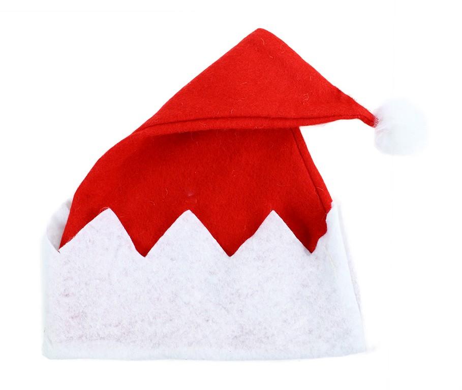 čiapka vianočná