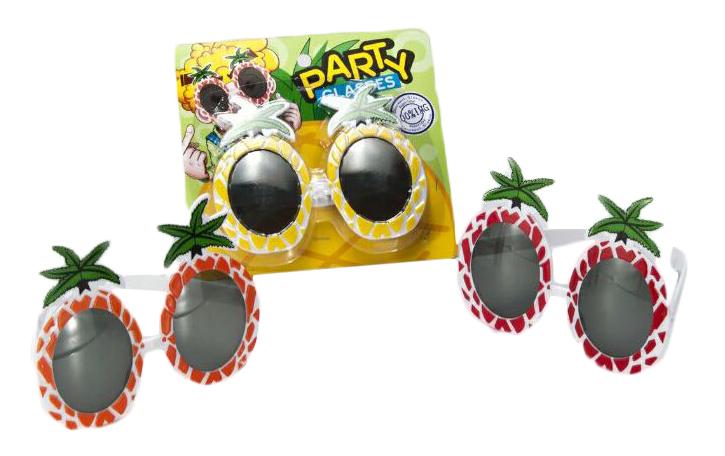 okuliare párty Hawai, 3 druhy