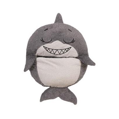 Happy Nappers Spacáček Usínáček Šedivý žralok Shak