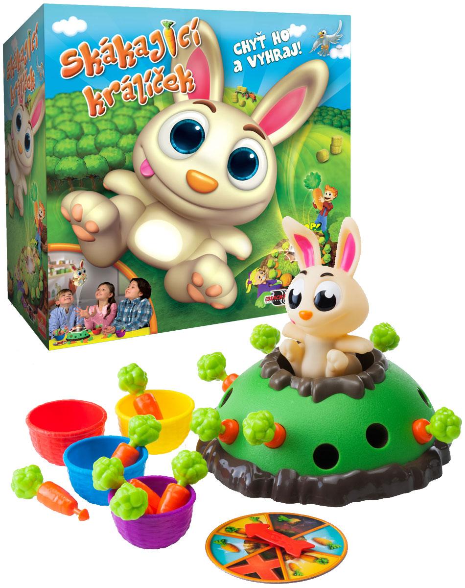 hra Skákajúci králiček
