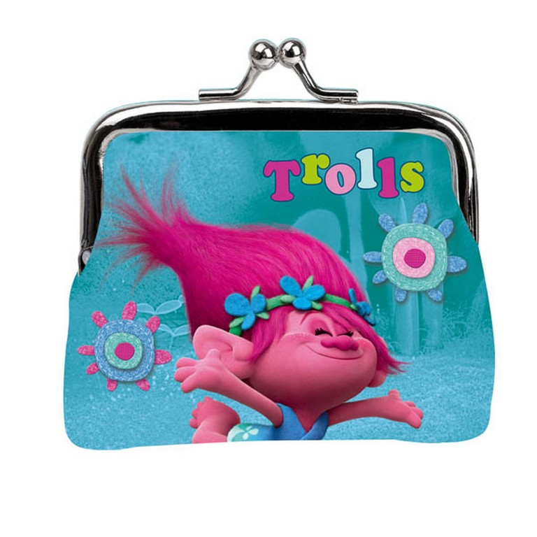 peňaženka Trollovia