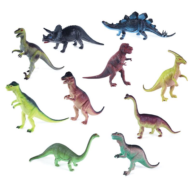 dinosaurus 25-35 cm, 10 druhov