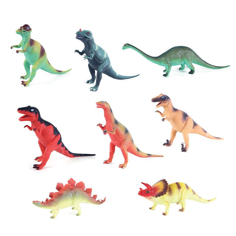 dinosaurus so zvukom, 21 cm